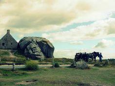 Bretagne, Meneham http://jansschwester.blogspot.de/2015/08/atlantik-in-der-nordbretagne.html