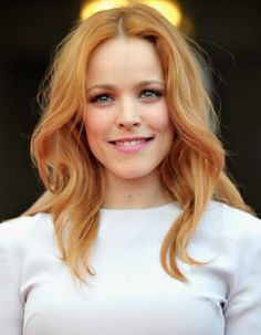 Dare to Go Red: Photos of Gorgeous Red Hair Color: Gorgeous Redheads: Actress Rachel McAdams