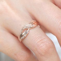 Engagement Ring Solid Rose Gold (Also available in White and Yellow Gold, Please select at checkout) (Approximate Band Width) White Diamonds Carats (Total Diamond Weight/ 7 Pcs.) SI-H (White Diamond) Brilliant CutHalf. Engagement Rings Couple, Floral Engagement Ring, Diamond Engagement Rings, Beautiful Gold Rings, Gold Rings Jewelry, Diamond Necklaces, Diamond Jewelry, Gold Jewellery, Bridal Jewelry
