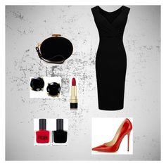 """""""Untitled #2"""" by decor4 ❤ liked on Polyvore featuring Jimmy Choo, RGB, Dolce&Gabbana, B. Brilliant and Nina Ricci"""