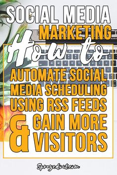 Best way to automate social media scheduling using RSS feeds. Schedule great content on Facebook, Twitter or other social media channel and find out how to get traffic back to your blog by sharing other people blog posts. Win-win situation: save time whil