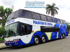 Scania Marcopolo - Pulmitan de Liberia
