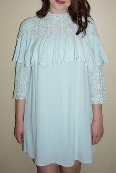 Ariana Ruffle Dress