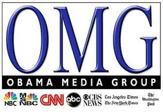 OMG ...The Obama Media Group.  It is made up of the LIberal, Main Stream Media:  Like NBC, MSNBC, CNN, ABC, CBS, LA Times, NY Times....the list goes on!  FIGHT THE OMG in 2012. The News should be Fair and Balanced!