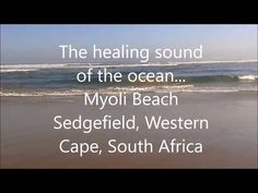 Transform your life with the healing sound of the ocean - YouTube