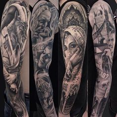 Sleeve+Tattoo