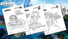 The Croods - My Favorite DIY, How To, and Printable Pins #TheCroods