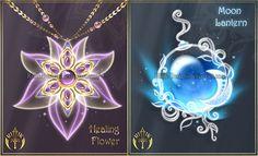 Magic items adopts 19 (CLOSED)  by Rittik-Designs