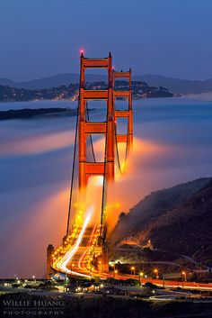 Golden Gate Bridge, San Francisco. I want to go see this place one day. Please check out my website thanks. www.photopix.co.nz