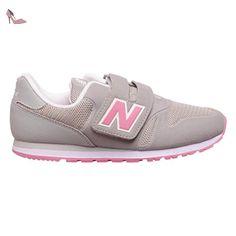 373, Baskets Femme, Rose (Pink), 36.5 EUNew Balance