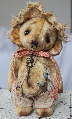 Марина Токмачева (Marina Tokmacheva) I wish I could make bears like this , I just love it