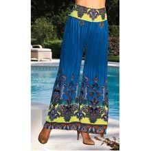 Easy-Wear Printed Pants