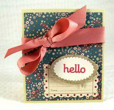 Hello.  www.michellephilippi.com