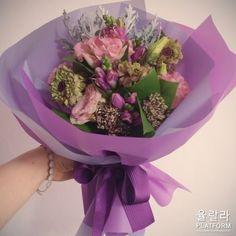 handtied, flower, florist