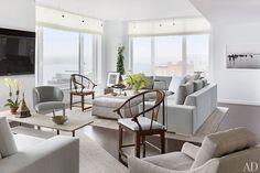 A Serene Manhattan Apartment by Vicente Wolf : Interiors + Inspiration : Architectural Digest