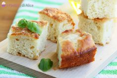 Ricotta Cheese Focaccia is one of those dishes that once tried it will be difficult to be forgotten. It is very easy to prepare!
