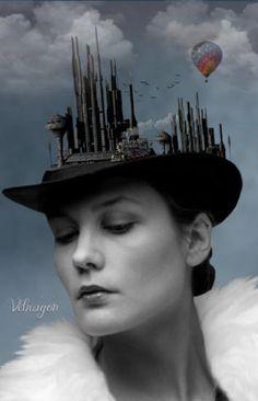 City Girl~ Model:http://eyefeather-stock.deviantart.com/art/tophat-look-down-206367433 Sci-Fi-City:http://mysticmorning.deviantart.com/art/Sci-Fi-Fantasy-Building-2-359889492 Birds:http://jassy2012.deviantart.com/art/Stock-Flying-black-Birds-Silhouette-3-338080194 Hot Air Balloon:http://fairiegoodmother.deviantart.com/art/Precute-Hot-Air-Balloons-18-173653347 Train:http://gwendo0.deviantart.com/art/Transports-Pngs-x11-169894289 - Vicki
