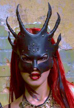 Pagan priestess