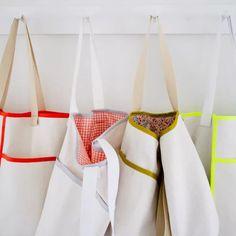 DIY This Colorful All-Purpose Tote Bag