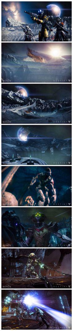 Destiny (screenshots)