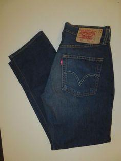 Men's Levis 501 Button Fly Jeans size 31 X 30 #689 #Levis #ClassicBootCut