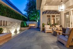 Hill Forest residence, Dallas. Rosewood Custom Builders.