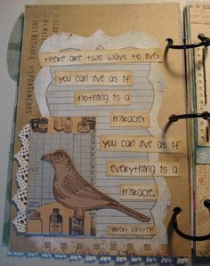 art journaling by simone