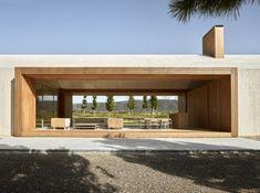 Shelter in the Vineyard by Ramón Esteve - MyHouseIdea