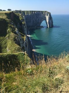Cliffs Shadows and Arches (Étretat Normandy France) (oc) 24483264 #reddit