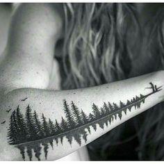 tree tattoo idea