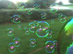 bubbles | Iman Sadeghi 's Homepage : Rendering Soap Bubbles
