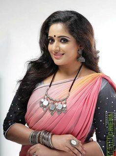Take a look at the exclusive stills of Kavya Madhavan. Beautiful Girl Indian, Most Beautiful Indian Actress, Beautiful Saree, Beautiful Actresses, Beautiful Women, Kavya Madhavan Saree, Elegant Saree, Indian Beauty Saree, South Indian Actress