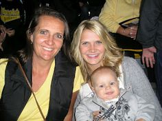 """My mom was the one who encouraged me to get tested for celiac disease after her own diagnosis. She knew what I had gone through and wanted to see me better."" - Chandice of Gluten Free Frenzy  Read Chandice's Story of Gratitude at www.CeliacCentral.org/Gratitude"
