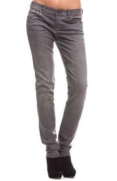 Repin the A|X Women's Grey Wash Skinny Jean #denim