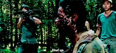 17 Awesome Daryl Moments. Also this post introduced me to the acronym BAMF LOL