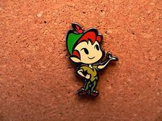 Peter-Pan-Disney-Pin-Stylized-Characters-Cute-Cartoon-Mystery-Collection