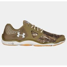Under Armour MEN's Toxic Outdoor Running Shoes (Realtree Xtra) 1246595-946 in Athletic   eBay