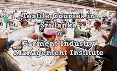 Textile Courses in Sri lanka