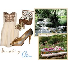 """""""Something Bleu's Chanelle"""" by lolagirl307 on Polyvore"""