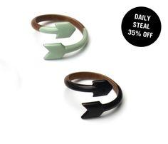 Arrow Ring - - in silver please?