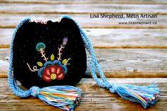 Métis purse, Lisa Shepherd