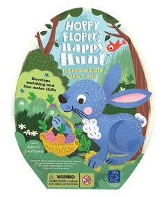Love this Hoppy Floppys Happy Hunt Carrot Game by Educational Insights on #zulily! #zulilyfinds