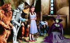 The Wizard of Oz - Dorthy, Tin Man, Scarecrow, Cowardly Lion, Wicked Witch & Flying Monkey