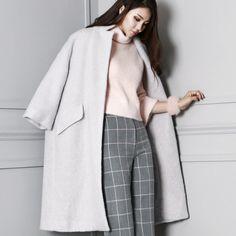 Boxy Coat Lauren