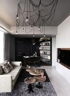 Interior design, style