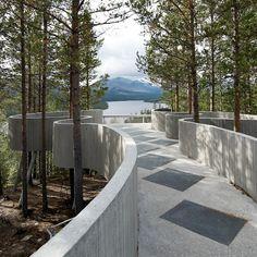 Sohlbergplassen Viewpoint by C-V. Hølmebakk