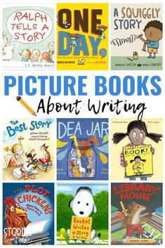 Reading and writing make a pretty great pair, right? I mean, our students get some of their best ideas from books they have read. When it comes to helping Kindergarten Writing, Teaching Writing, Writing Activities, Writing A Book, Writing Mentor Texts, Writing Curriculum, Easy Writing, Sequencing Activities, Writing Ideas