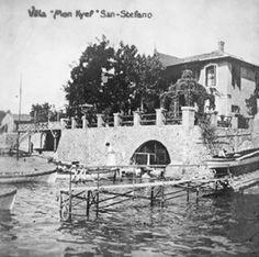 Deniz doldurulmadan önce Yeşilköy (1900'lerin başı) #istanbul #istanlook…