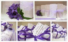 wedding invitations, place cards, bombonieres