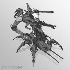 practicebot 016 by gregorKari on deviantART